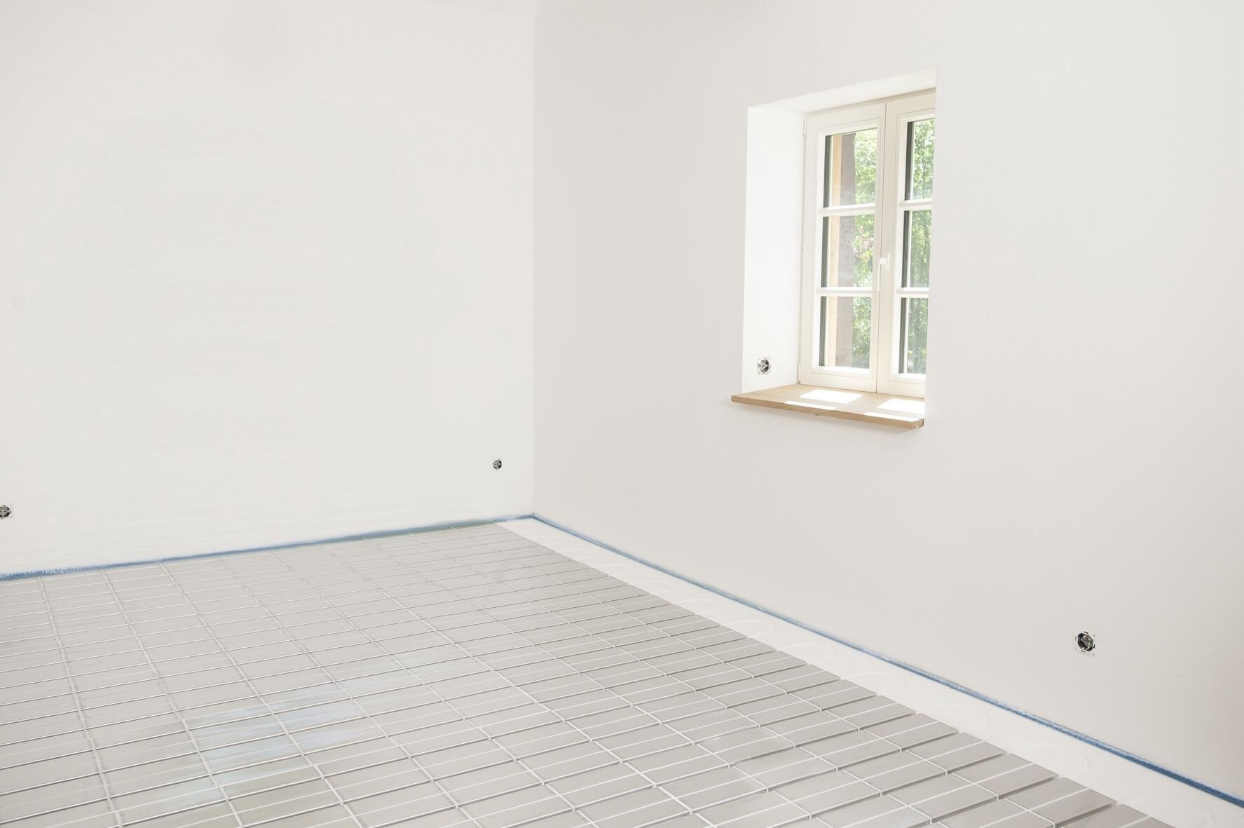 20 qm quicktherm heizelemente fu bodenheizung und. Black Bedroom Furniture Sets. Home Design Ideas