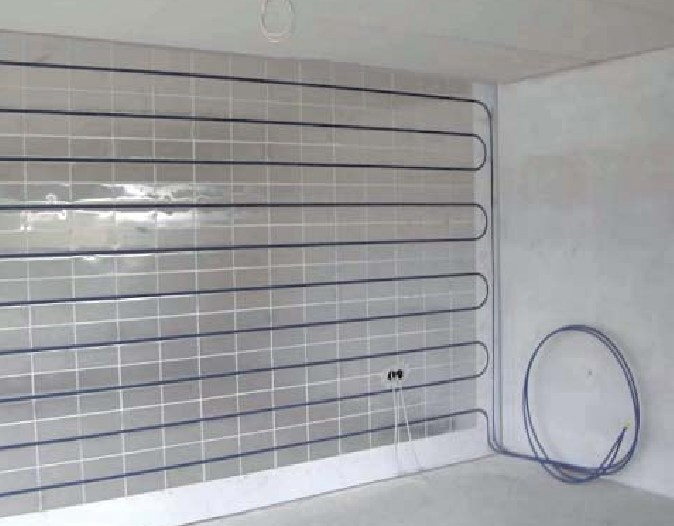 1 qm wandheizung jupiter va 250 mm fu bodenheizung und wandheizung f r trockenbau. Black Bedroom Furniture Sets. Home Design Ideas