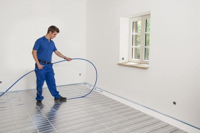 72 qm quicktherm fu bodenheizung f r ein dachgescho mit. Black Bedroom Furniture Sets. Home Design Ideas