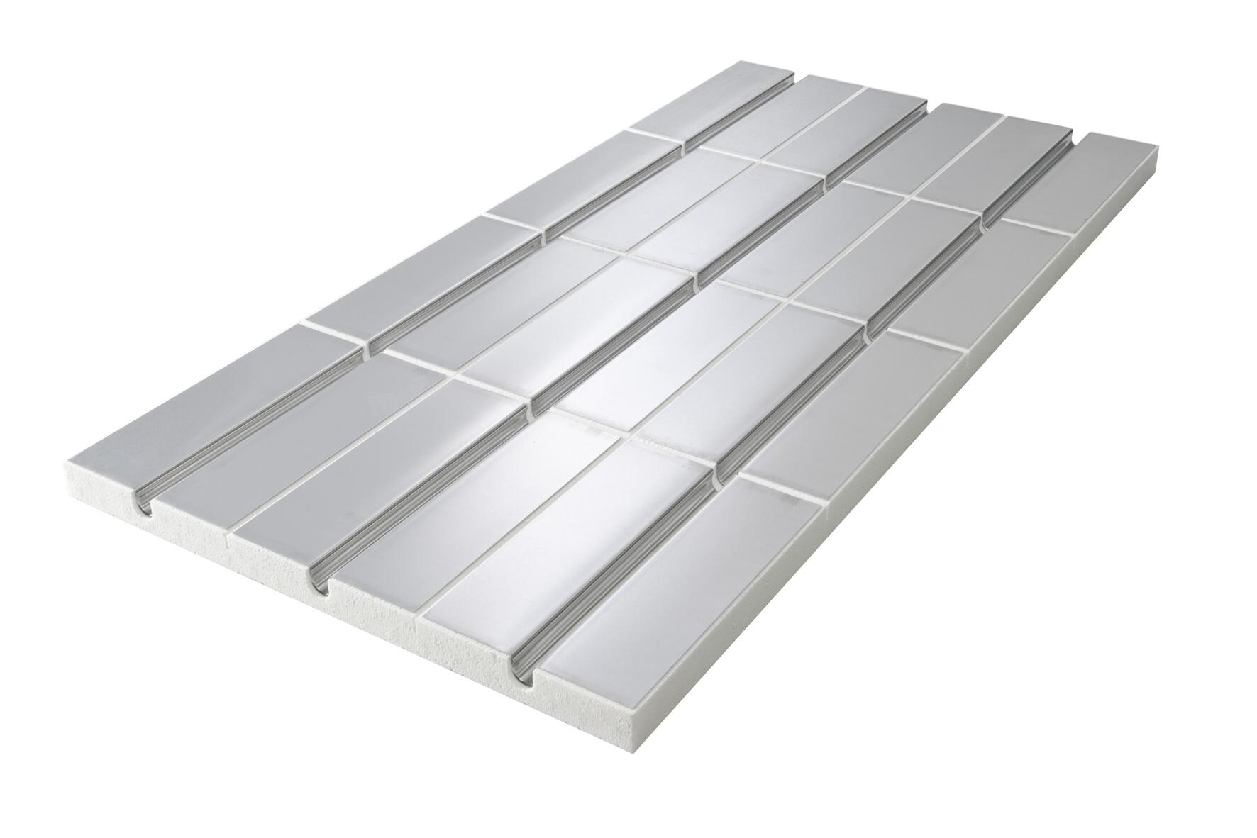 Fußboden Verteiler ~ Quicktherm heizelement fußbodenheizung und wandheizung für trockenbau
